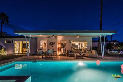 Palm Springs Single Family Home For Sale: 425 N Juanita Drive