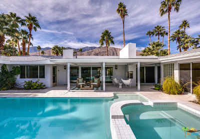 Palm Springs Single Family Home For Sale: 1088 S Manzanita Avenue