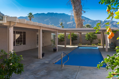 Palm Springs Single Family Home Contingent: 2700 E San Angelo Road
