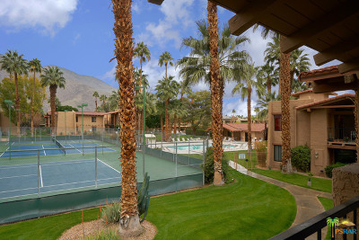 Palm Springs Condo/Townhouse For Sale: 1050 Ramon Rd. #46