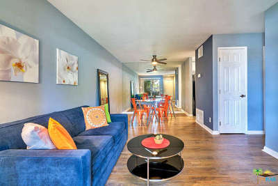 Palm Springs Condo/Townhouse For Sale: 575 N Villa Court #103