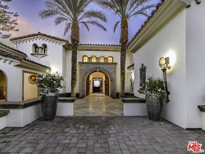 Single Family Home For Sale: 52647 Via Savona