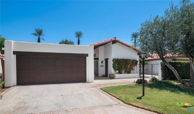 La Quinta Single Family Home For Sale: 49614 Avila Drive