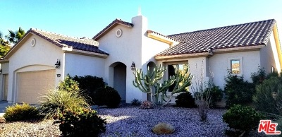 Indio Single Family Home For Sale: 80645 Camino San Gregorio