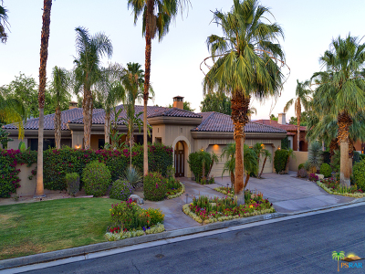 Indian Wells CA Single Family Home For Sale: $1,195,000
