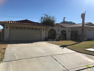 La Quinta Cove Single Family Home For Sale: 51754 Avenida Vallejo