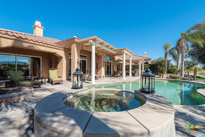 Rancho Mirage Single Family Home For Sale: 102 Via Bella