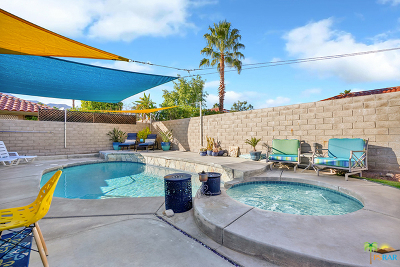 Palm Springs Single Family Home For Sale: 1464 E Gem Circle