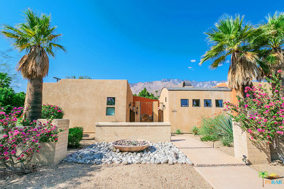 Palm Springs Single Family Home For Sale: 2125 N Girasol Avenue