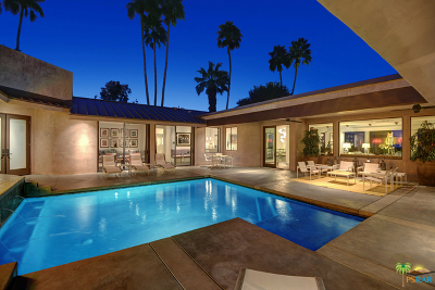 Palm Springs Single Family Home For Sale: 777 W Chino Canyon Road