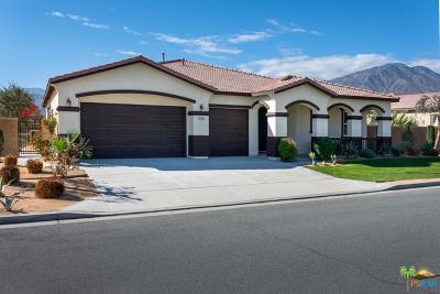 La Quinta Single Family Home Contingent: 81867 Fiori De Deserto Drive