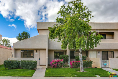 Rancho Mirage Condo/Townhouse Contingent: 34381 Denise Way