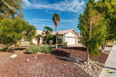 Cathedral City Single Family Home Contingent: 69280 El Canto Road
