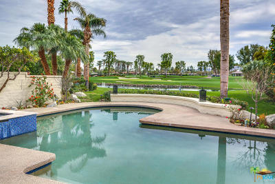 Rancho Mirage Single Family Home For Sale: 6 Baker Court