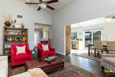 Palm Springs Single Family Home For Sale: 819 Arroyo Vista Drive