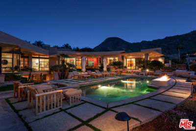 Indian Wells Single Family Home For Sale: 47475 Vintage