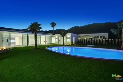 Palm Springs Single Family Home For Sale: 3076 Linea Terrace