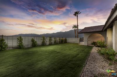 Palm Springs Single Family Home Contingent: 3118 E Vista Chino