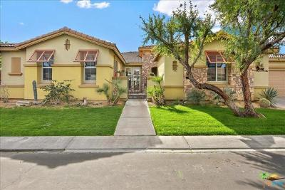 Indio Single Family Home For Sale: 82731 Cody Drive