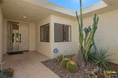 Palm Springs Condo/Townhouse For Sale: 2150 S Madrona Drive