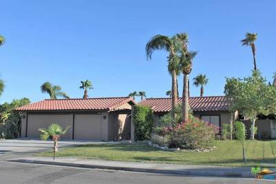 Palm Springs Single Family Home For Sale: 1331 E Del Paso Way
