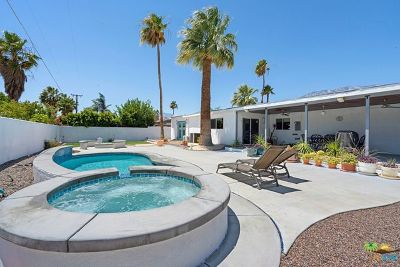 Palm Springs Single Family Home For Sale: 1990 N Volturno Road