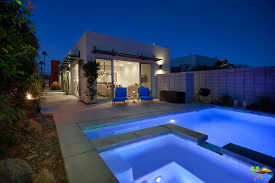 Palm Springs Single Family Home For Sale: 755 E Twin Palms Drive