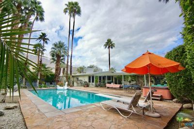 Palm Springs Single Family Home For Sale: 1657 S Riverside Drive