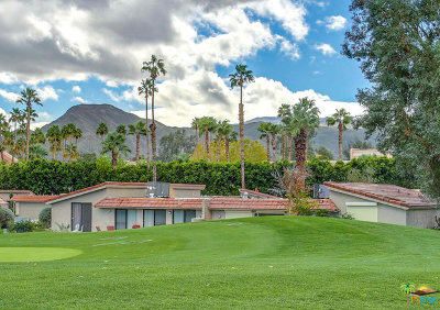 Cathedral City Condo/Townhouse For Sale: 68373 Calle Barcelona