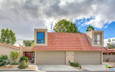 Cathedral City Condo/Townhouse For Sale: 68347 Camino Jalan