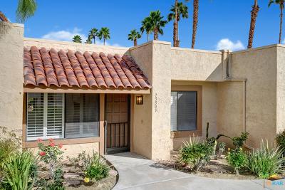 Palm Desert Condo/Townhouse Contingent: 73803 Pinon Court