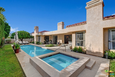 Rancho Mirage Single Family Home For Sale: 46 Mission Palms