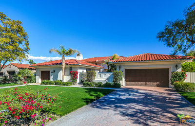 Rancho Mirage Single Family Home For Sale: 342 Loch Lomond Road