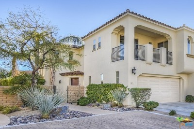 Palm Springs Condo/Townhouse For Sale: 1411 Guzman Lane