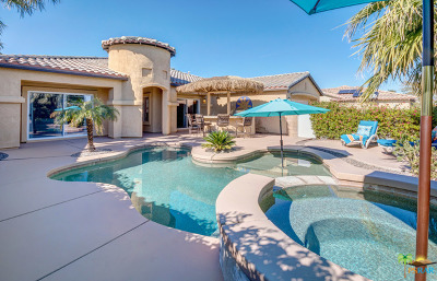 Mountain Gate Single Family Home Contingent: 3897 Vista Verde