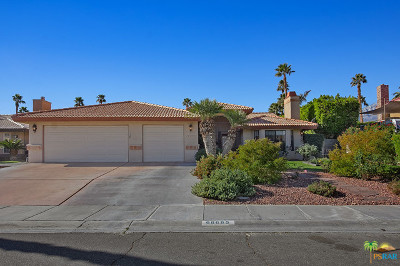 Cathedral City Single Family Home Contingent: 68685 Panorama Road