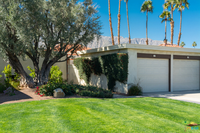 Palm Springs Condo/Townhouse Contingent: 763 N Madrid Circle