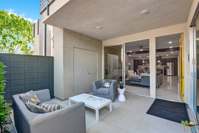 Palm Springs Condo/Townhouse For Sale: 121 The Riv