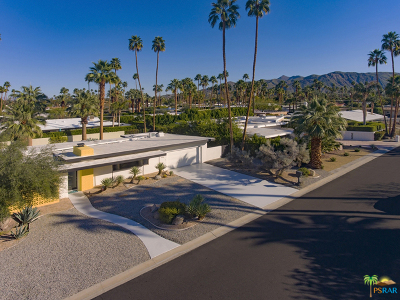 Palm Springs CA Single Family Home For Sale: $915,000