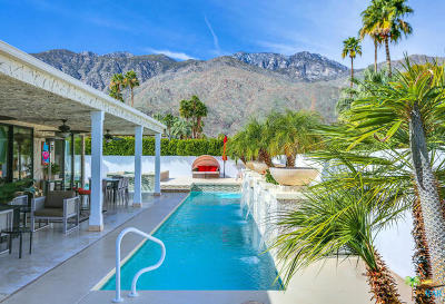 Palm Springs Single Family Home For Sale: 1304 E Sierra Way