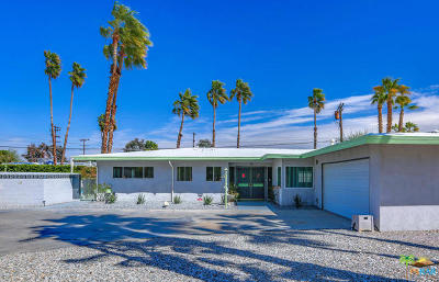 Palm Springs Single Family Home For Sale: 462 N Farrell Drive
