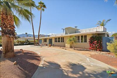 Palm Desert Single Family Home Sold: 44565 San Jose Avenue