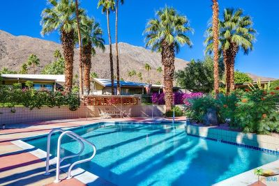 Palm Springs Condo/Townhouse For Sale: 1722 S Palm Canyon Drive