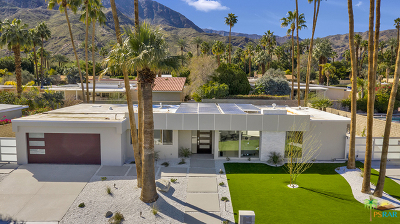 Rancho Mirage Single Family Home For Sale: 71581 Halgar Road