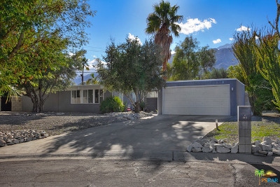 Palm Springs Single Family Home For Sale: 315 E Desert Holly Circle