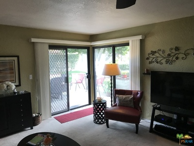 Cathedral City Condo/Townhouse For Sale: 35304 Paseo Circulo