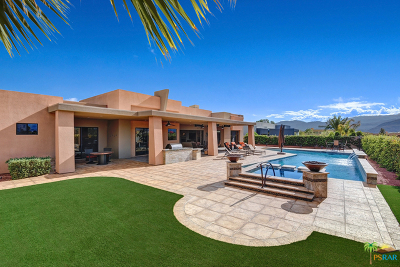 Rancho Mirage Single Family Home For Sale: 107 Vail Dunes Court