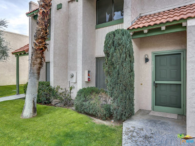 Cathedral City Condo/Townhouse For Sale: 101 Lakeview Circle