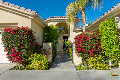 Rancho Mirage Single Family Home For Sale: 6 Channel Court