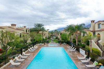 Palm Springs Condo/Townhouse For Sale: 233 E Villorrio Drive #33